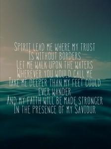 Soul Penetrating Oceans Lyrics